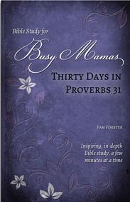 Thirty Days in Proverbs 31 Bible Study for Busy Mamas Grace and Truth Books
