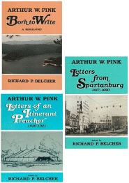 Arther W. Pink Letters and Biography Grace and Truth Books