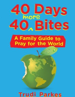 40 Days 40 More Bites book cover