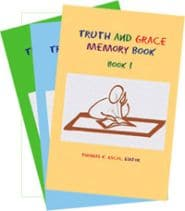 Truth and Grace Memory Book Set Grace and Truth Books