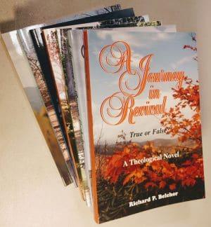 Richard Belcher Journey Series book covers
