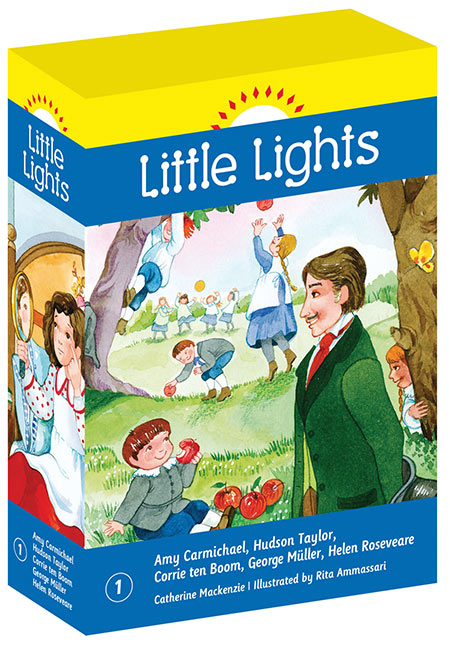 Little Lights Box Set 1 Grace and Truth Books
