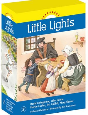 Little Lights Box Set 2 Grace and Truth Books