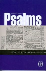 Prayers on the Psalms Grace and Truth Books