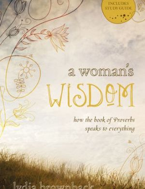 A Woman's Wisdom book cover