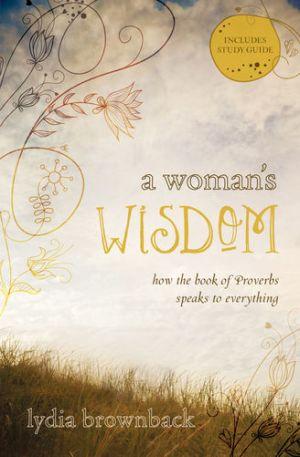 A Woman's Wisdom book cover