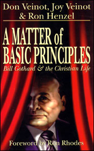 A Matter of Basic Principles Grace and Truth Books