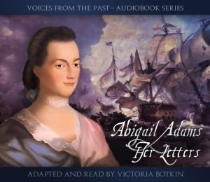 Abigail Adams Her Letters CD cover