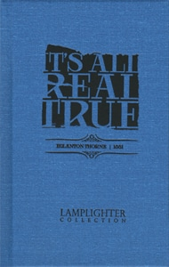 It's All Real True Grace and Truth Books