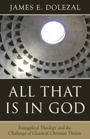 All That Is In God book cover