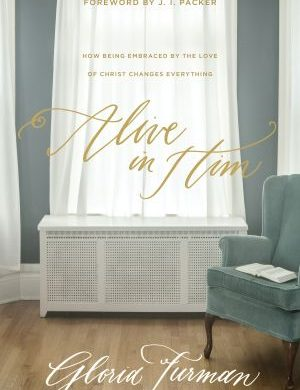 Alive in Him book cover
