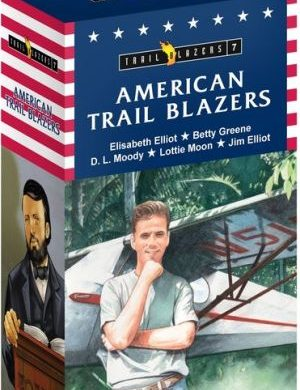 American Trailblazers box book image