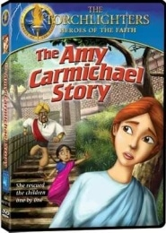 The Amy Carmichael Story Grace and Truth Books
