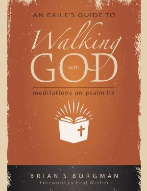 An Exile's Guide to Walking with God book cover