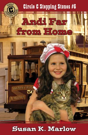Andi Far From Home book cover