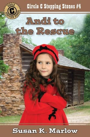 Andi to the Rescue book cover