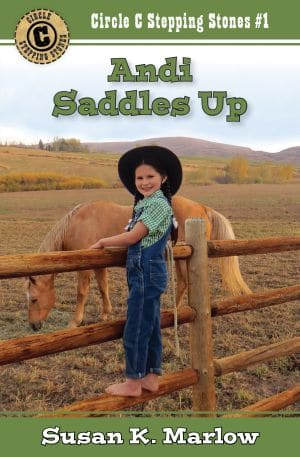 Andi Saddles Up Grace and Truth Books