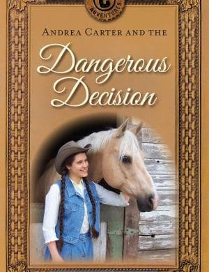 Andrea Carter and the Dangerous Decision book cover