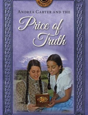 Andrea Carter and the Price of Truth book cover