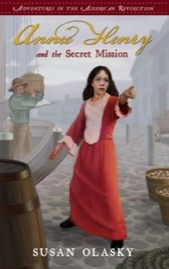 Annie Henry and the Secret Mission Grace and Truth Books
