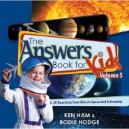 The Answers Book for Kids Vol 5 Grace and Truth Books