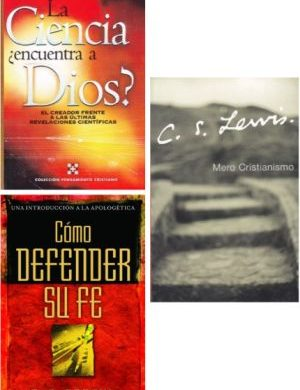 Apologetics Bundle 3 book images