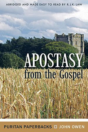 Apostasy from the Gospel book image