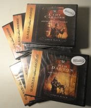 The Knight of Arrethtrae Set of 6 Audio CDs Grace and Truth Books