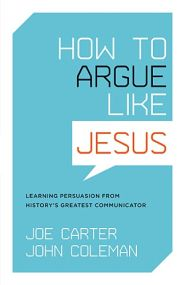 How to Argue Like Jesus book cover