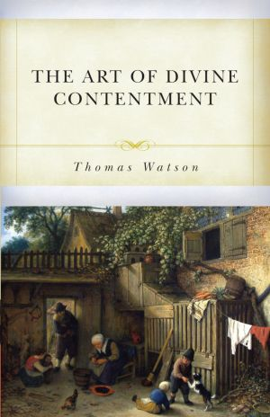 The Art of Divine Contentment book cover