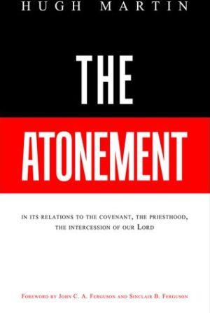 Atonement Hugh Martin book cover