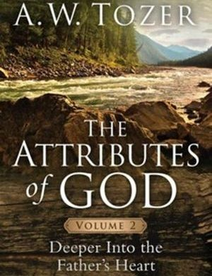 The Attributes of God Volume 2 book cover