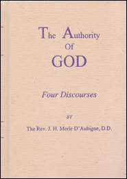 The Authority of God Grace and Truth Books