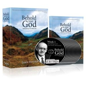 Behold Your God Grace and Truth Books
