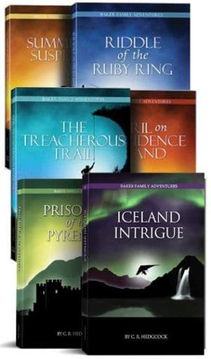 Baker Family Adventure Series Grace and Truth Books