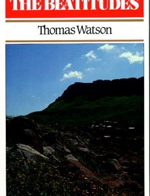 The Beatitudes Thomas Watson book cover