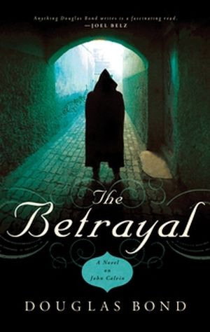 The Betrayal book cover