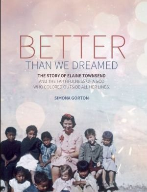 Better than we Dreamed book cover