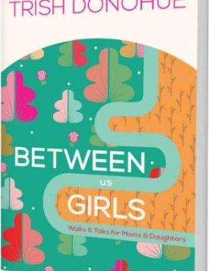Between Us Girls book cover