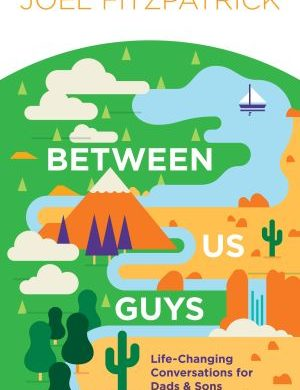 Between Us Guys book cover
