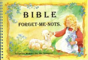 Bible Forget Me Nots book cover