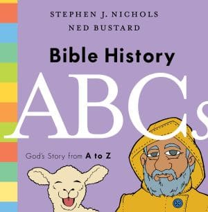 Bible History ABCs book cover