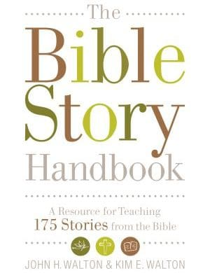 Bible Story Handbook book cover