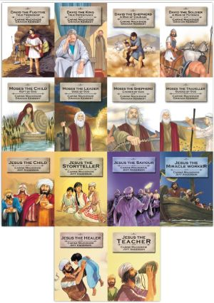 Bible Alive Series Grace and Truth Books