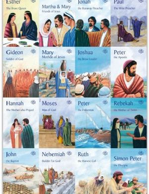 Bible Time Series Grace and Truth Books