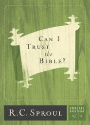 Can I Trust the Bible? Crucial Questions #2 Grace and Truth Books