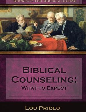 Biblical Counseling What to Expect book cover