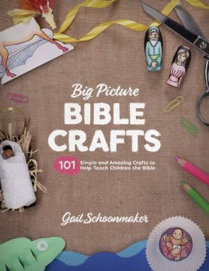 Big Picture Bible Crafts cover
