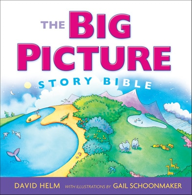 The Big Picture Story Bible Grace and Truth Books