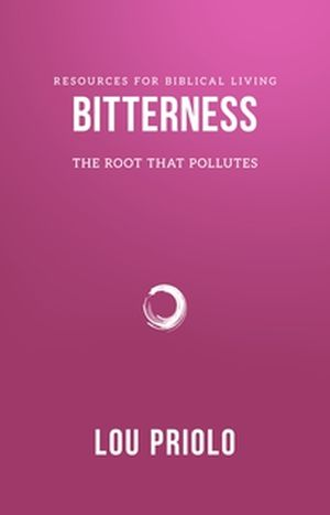 Bitterness booklet cover